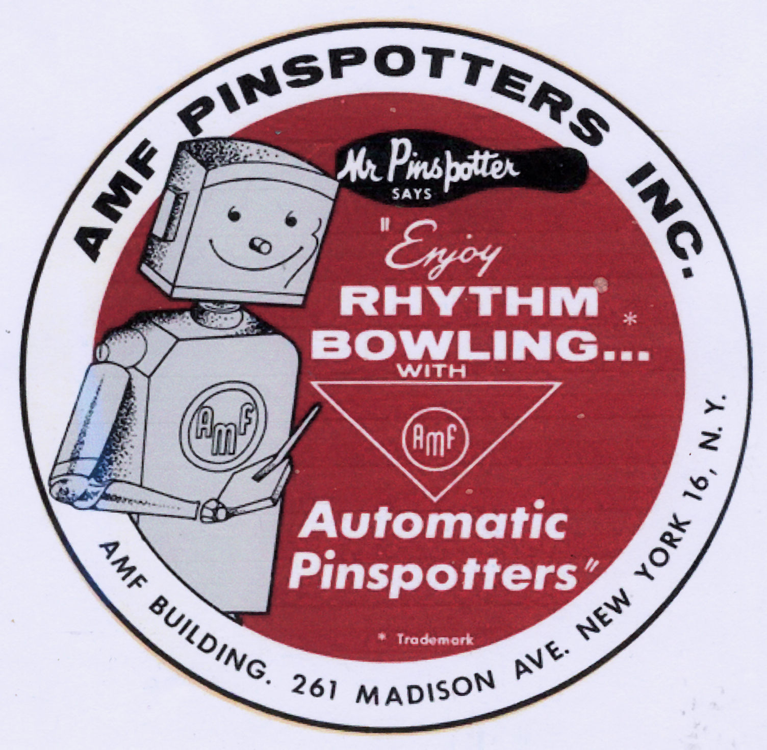 AMF Pinspotters Inc.